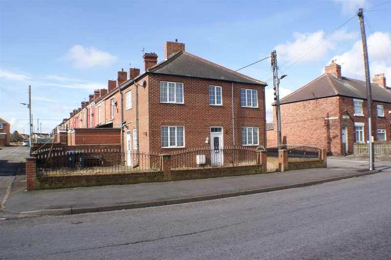3 Bedrooms End Of Terrace House for sale in New Watling Street, Leadgate