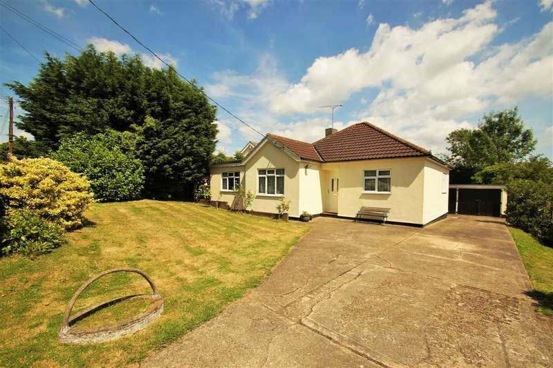 3 Bedrooms Bungalow for sale in Spring Lane, Fordham Heath, Colchester