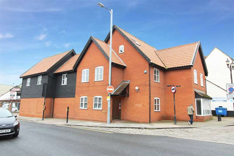 2 Bedrooms Apartment Flat for sale in Fore Street, Ipswich