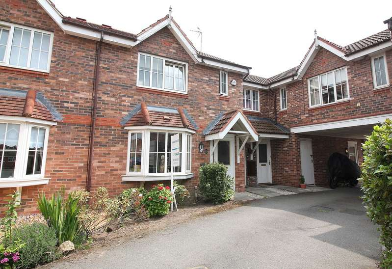 3 Bedrooms Semi Detached House for sale in Brackenwood Drive, Ditton, Widnes WA8
