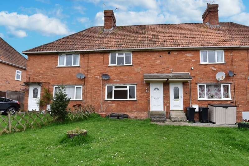 3 Bedrooms Terraced House for sale in Westfield Place, Yeovil BA21