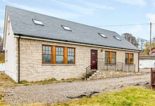 5 Bedrooms Detached House for sale in Kinloch, Blairgowrie, Perth and Kinross