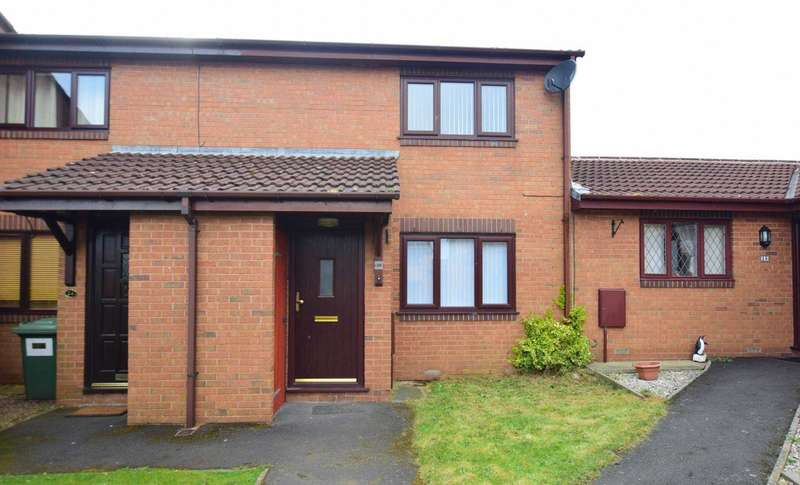 2 Bedrooms Mews House for sale in Windmill View, Wesham