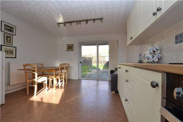 2 Bedrooms End Of Terrace House for sale in Greystoke Gardens, Bristol BS10 6AB