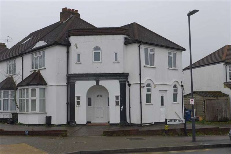 2 Bedrooms Maisonette Flat for sale in Locket Road, Harrow, Middlesex