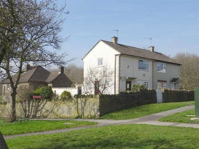 2 Bedrooms Semi Detached House for sale in Leeds Road, Bradley, Huddersfield