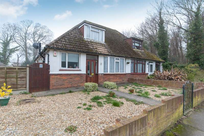 3 Bedrooms Semi Detached House for sale in Canterbury Road, Westgate