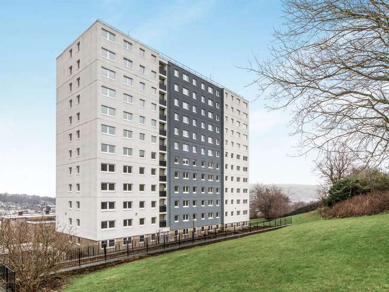 2 Bedrooms Flat for sale in Parkwood Court, Keighly West, Yorkshire