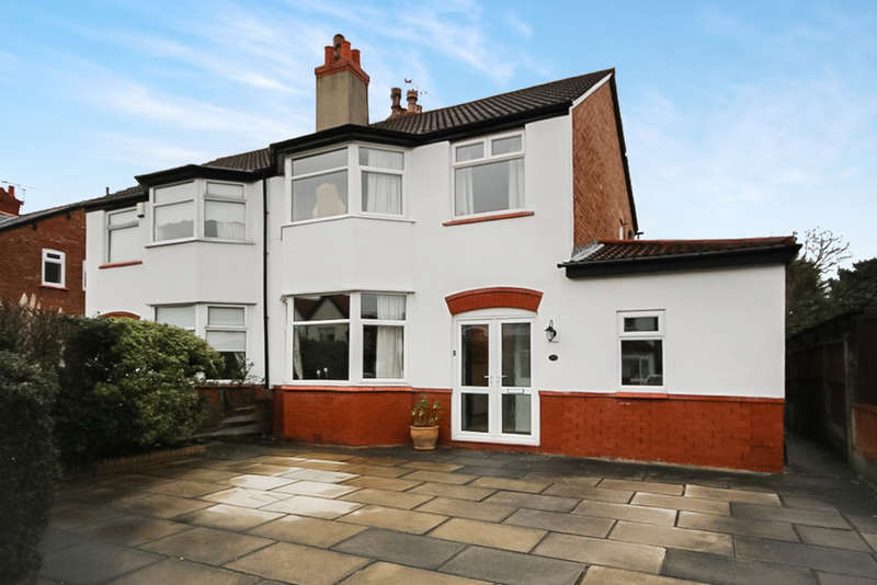3 Bedrooms Semi Detached House for sale in Ashton Road, Birkdale, Southport