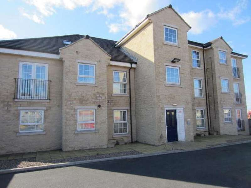 1 Bedroom Apartment Flat for sale in New Row Court, Barnsley Road, Cudworth, Barnsley, South Yorkshire, S72 8FE