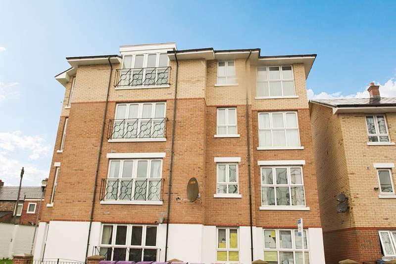 2 Bedrooms Apartment Flat for sale in Spofforth Road, Liverpool, Merseyside, L7 6JY