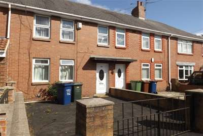 3 Bedrooms House for rent in Holystone Crescent, High Heaton