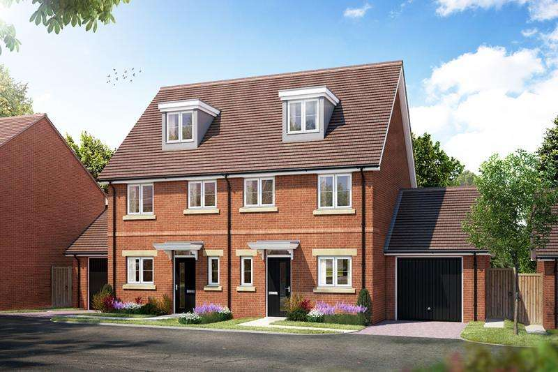 3 Bedrooms House for sale in Plot 51, Bayswater Fields, Headington, Oxford, Oxfordshire