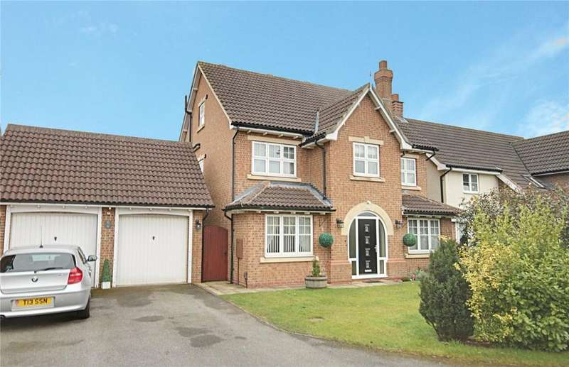 5 Bedrooms Detached House for sale in Trevine Gardens, Ingleby Barwick