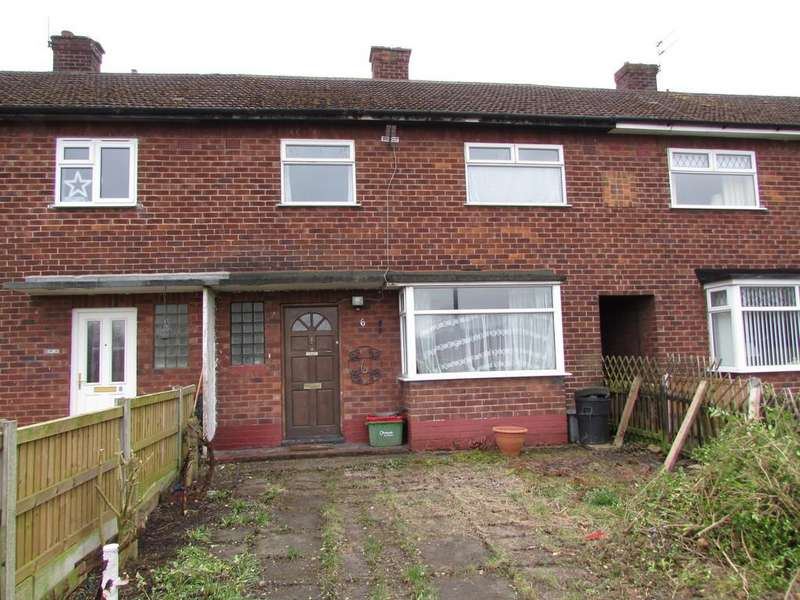 3 Bedrooms Terraced House for sale in Old Hall Road, Leftwich