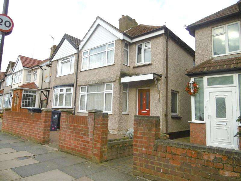 3 Bedrooms House for sale in Beechmount Avenue, Hanwell