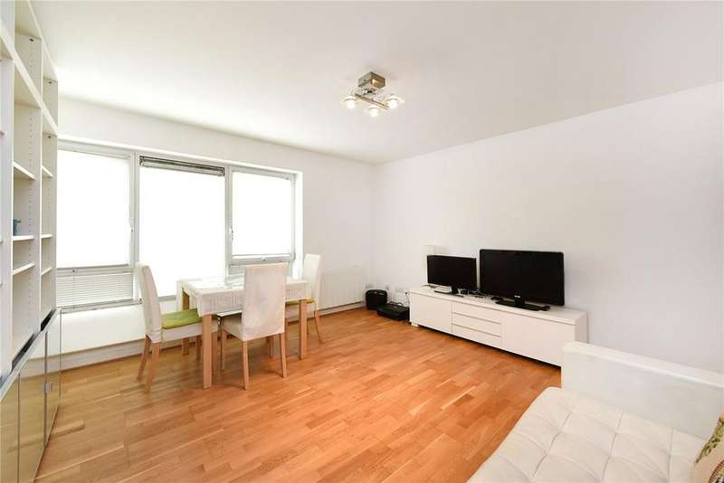 1 Bedroom Flat for sale in Bogart Court, 2 Premiere Place, London