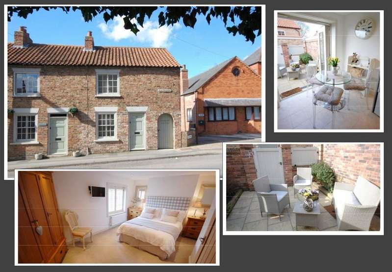 2 Bedrooms Cottage House for sale in Eastgate, Louth, LN11
