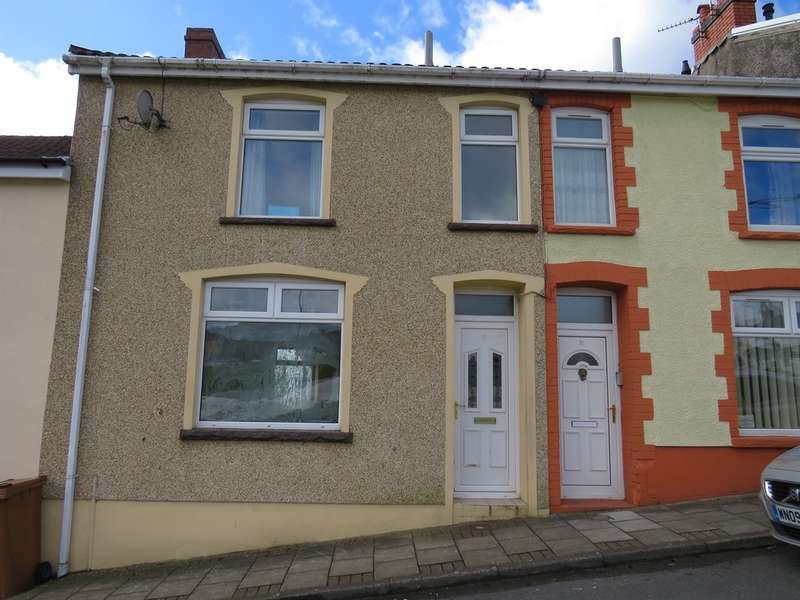 3 Bedrooms Terraced House for sale in Rhiwamoth Street, Aberbargoed, Bargoed