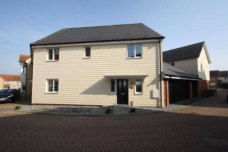 2 Bedrooms End Of Terrace House for sale in Academy Drive, Dunton Fields
