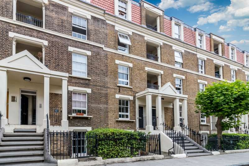 2 Bedrooms Flat for sale in Wilmot Street, London, London, E2