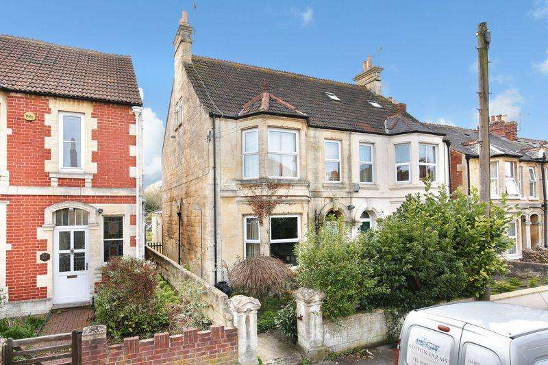 5 Bedrooms Semi Detached House for sale in Avenue Road, Trowbridge