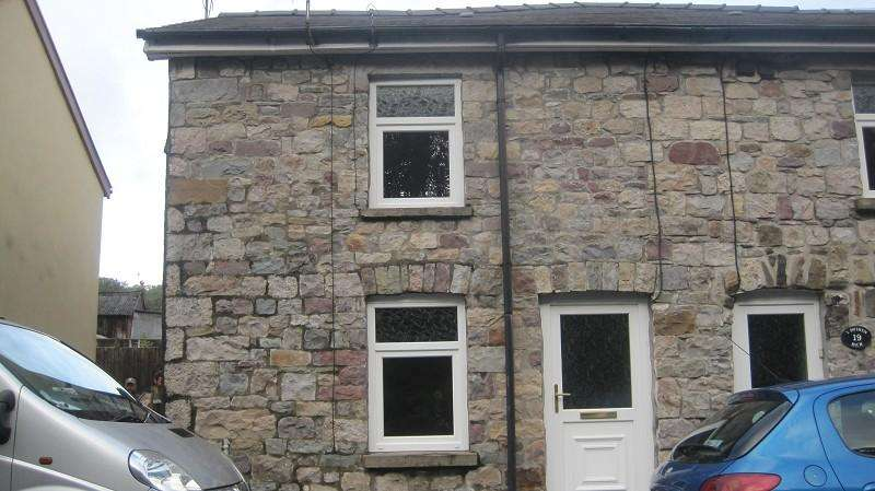 2 Bedrooms Cottage House for rent in Heol Giedd Ystradgynlais, Swansea.