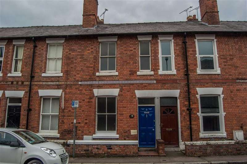 2 Bedrooms Terraced House for sale in Queen Street, Chester, Chester