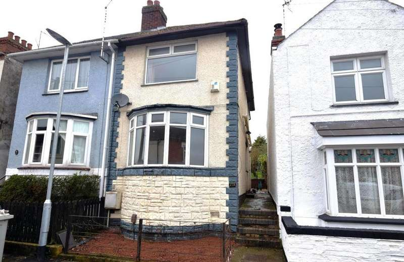 3 Bedrooms Semi Detached House for sale in Gordon Street, Rothwell, Kettering