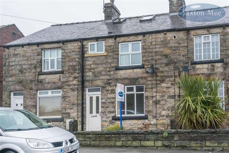 3 Bedrooms Terraced House for sale in Wood Royd Road, Deepcar, Sheffield, S36