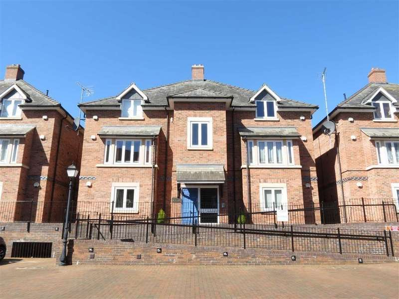 2 Bedrooms Apartment Flat for sale in Chester Street, Shrewsbury, Shropshire
