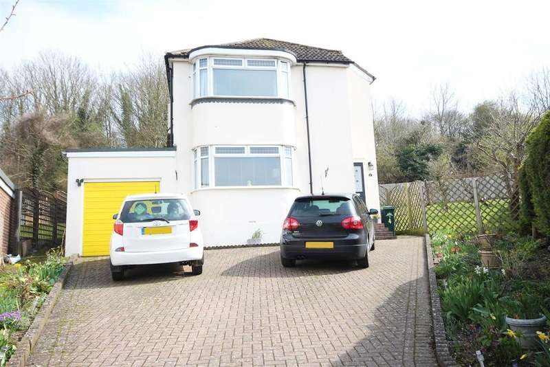 3 Bedrooms Detached House for sale in The Deeside, Patcham, Brighton