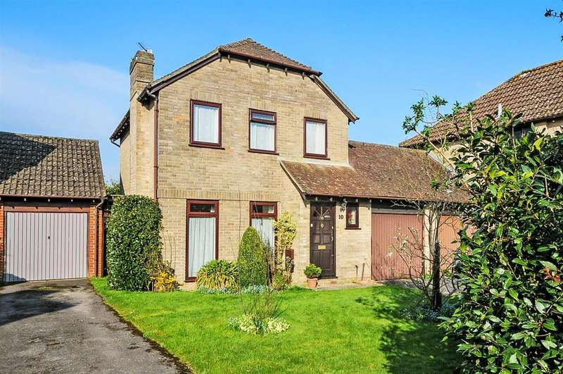 3 Bedrooms Link Detached House for sale in The Pines, Yapton