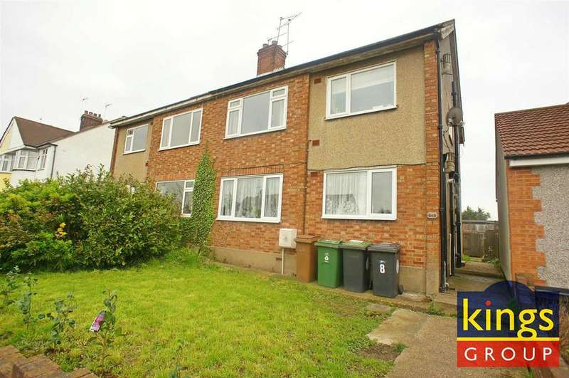 2 Bedrooms Flat for sale in Waltham Way, London