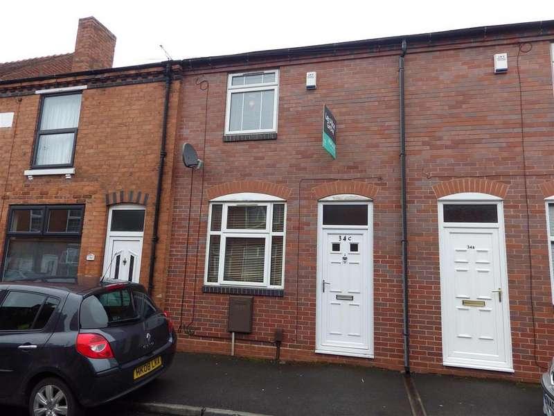 2 Bedrooms Terraced House for sale in Bloomfield Street North, Halesowen