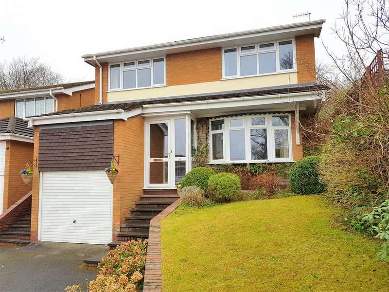 4 Bedrooms Detached House for sale in Elan Avenue, Stourport-On-Severn