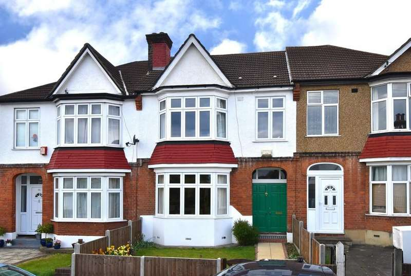 3 Bedrooms Terraced House for sale in Montacute Road SE6
