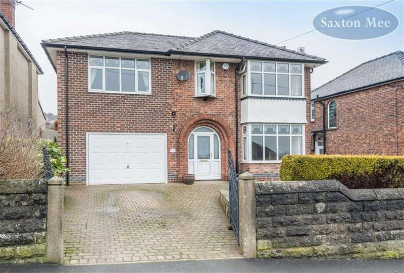 4 Bedrooms Detached House for sale in Haggstones Road, Worrall, Sheffield, S35