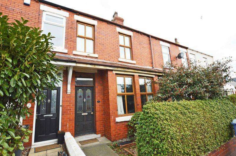 2 Bedrooms Terraced House for sale in Lower Green, Poulton, FY6 7EJ