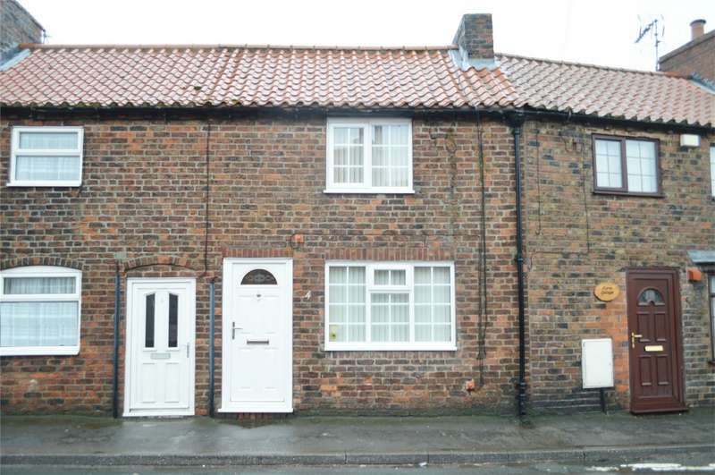 2 Bedrooms Cottage House for sale in 4 Main Street, Skipsea, East Riding of Yorkshire