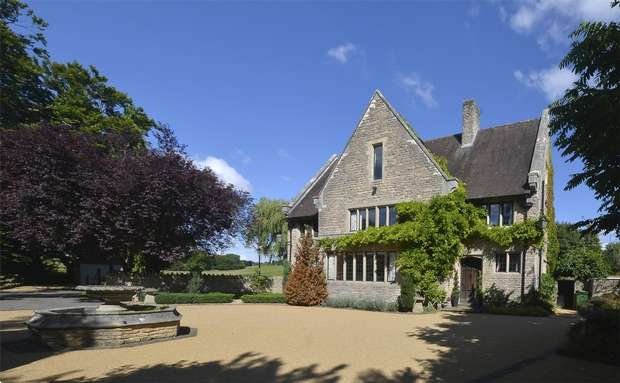7 Bedrooms Detached House for sale in The Shoe, North Wraxall, Wiltshire
