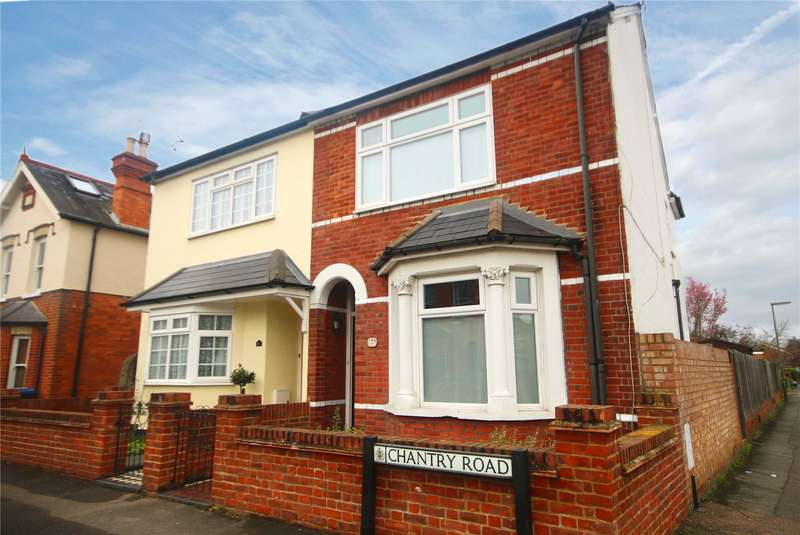 3 Bedrooms Semi Detached House for sale in Chantry Road, Chertsey, Surrey, KT16