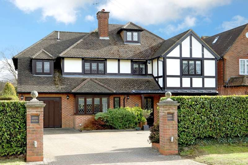 5 Bedrooms Detached House for sale in Loudhams Wood Lane, Chalfont St Giles, HP8