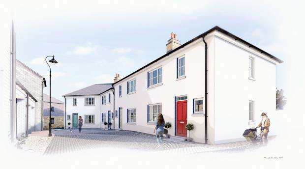 2 Bedrooms End Of Terrace House for sale in Quintrell Road, Newquay, Cornwall