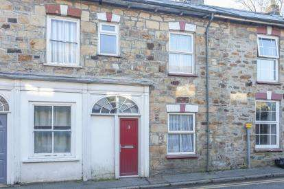 1 Bedroom Terraced House for sale in Chacewater, Truro, Cornwall