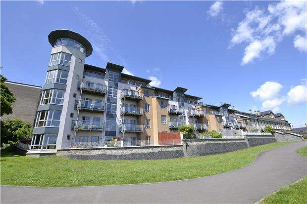 2 Bedrooms Flat for sale in Pople Walk, Ashley Down, Bristol, BS7 9BF