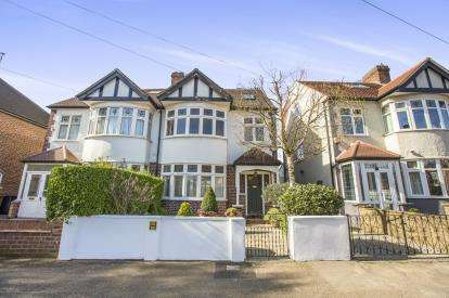 4 Bedrooms Semi Detached House for sale in Walthamstow, Waltham Forest, London