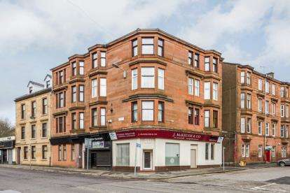 3 Bedrooms Flat for sale in Maryhill Road, North Woodside