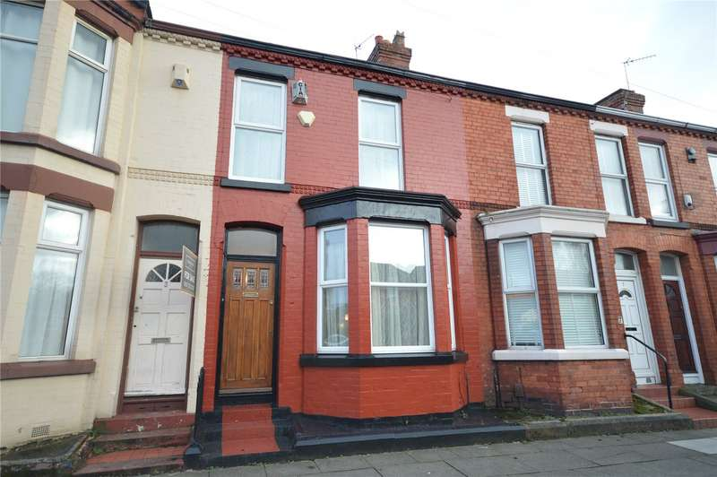 2 Bedrooms Terraced House for sale in Gorsebank Road, Allerton, Liverpool, L18