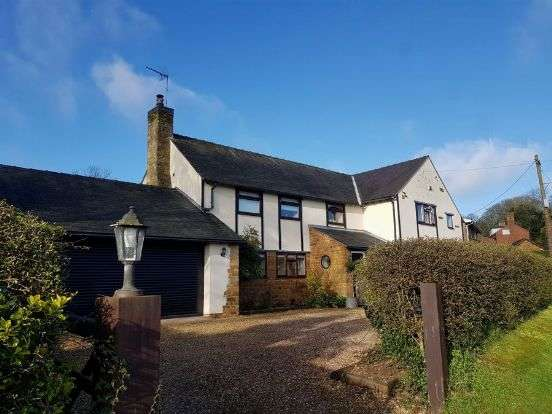 4 Bedrooms Unique Property for sale in Brixworth Road, Creaton, Northampton NN6 8NG